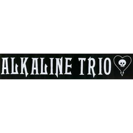 Alkaline Trio - Sticker Alkaline Trio Merchandise
