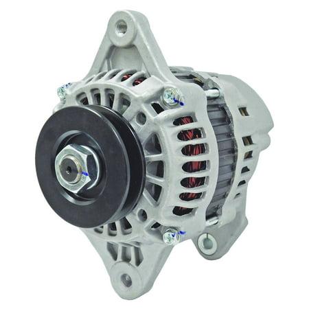 New Alternator For Caterpillar, Kalmar, Komatsu, Mitsubishi, Nissan, TCM ForkLift Truck, 23100-FF110, A007TA3371