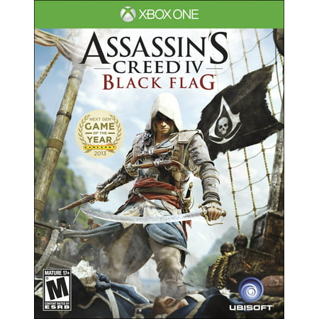 Assassin's Creed IV: Black Flag, Ubisoft, Xbox One, 008888538110 - Assasins Creed Outfits