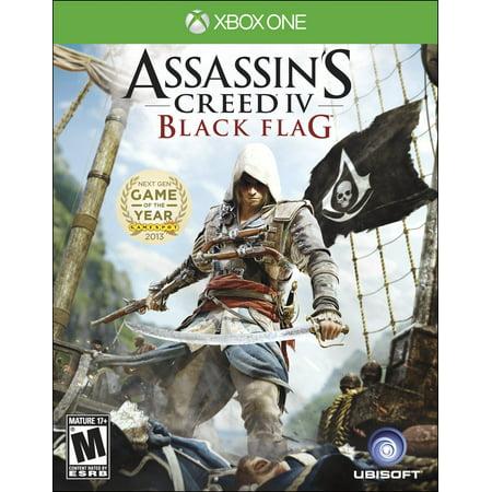 Assassin's Creed IV: Black Flag, Ubisoft, Xbox One, 008888538110