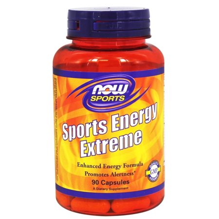 NOW Foods - Sports Energy Extreme - 90 Capsules