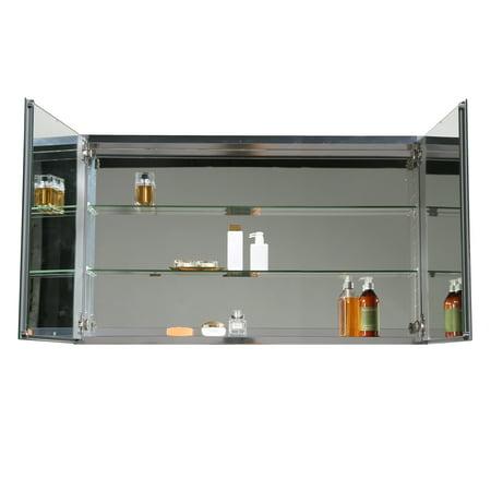 Eviva Mirror Medicine Cabinet 48