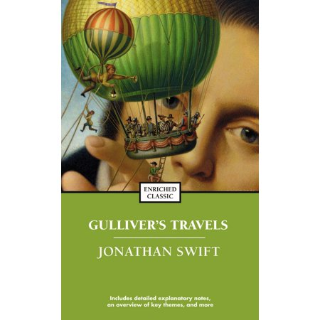Gulliver's Travels and A Modest Proposal (Irony In A Modest Proposal By Jonathan Swift)