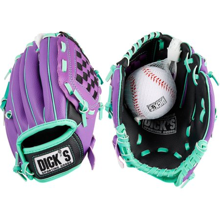 DICK'S Sporting Goods Backyard T-Ball Glove & Ball 2019 K2 Sporting Goods
