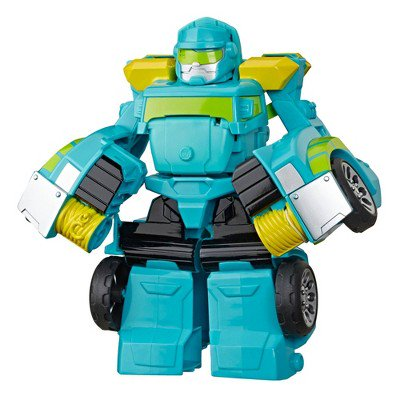 Playskool Heroes Transformers Rescue Bots Academy Hoist Robot Robot Heroes Bumble Bee