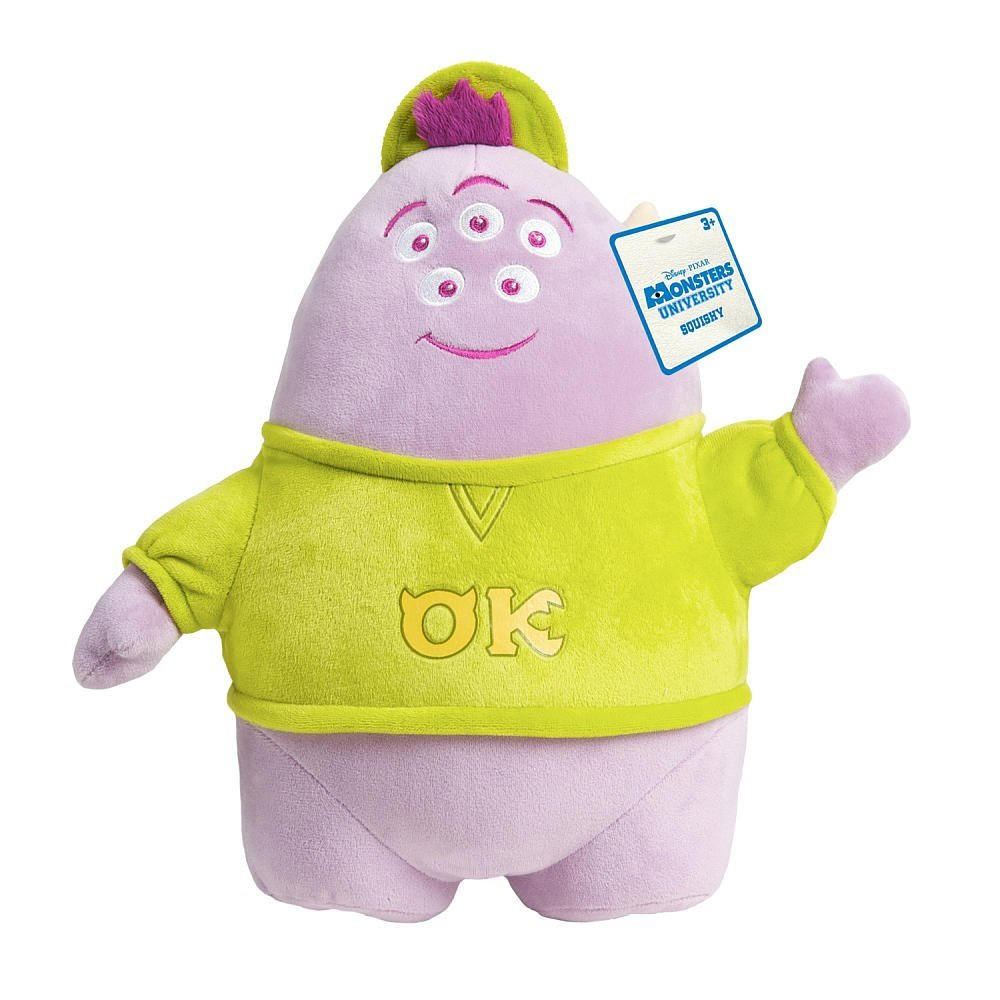 Monsters University Medium Plush, Squishy