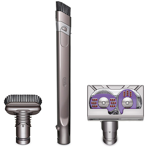 Dyson Car Cleaning Kit with Tangle-Free Turbine Tool, 908909-08