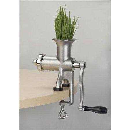 Miracle MJ445 Stainless Steel Wheatgrass Juicer