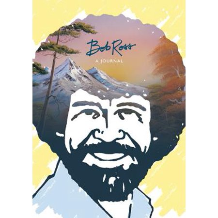 Bob Ross Painting Books (Bob Ross: A Journal :