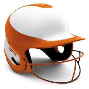 RIP-IT Vision Pro Fastpitch Softball Helmet with Face Gua...