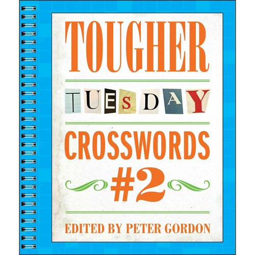 Tougher Tuesday Crosswords #2