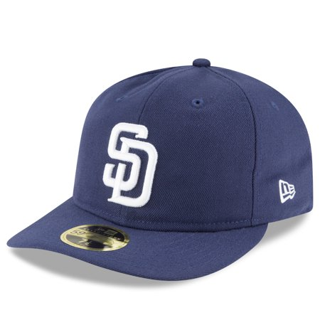 San Diego Padres New Era Fan Retro Low Profile 59FIFTY Fitted Hat - Navy -  Walmart.com e94832c8a8a8
