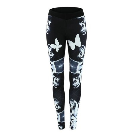 Women Sports Pants High Waist Stretch Trousers