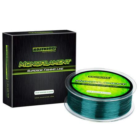 KastKing World's Premium Monofilament Fishing Line - Paralleled Roll
