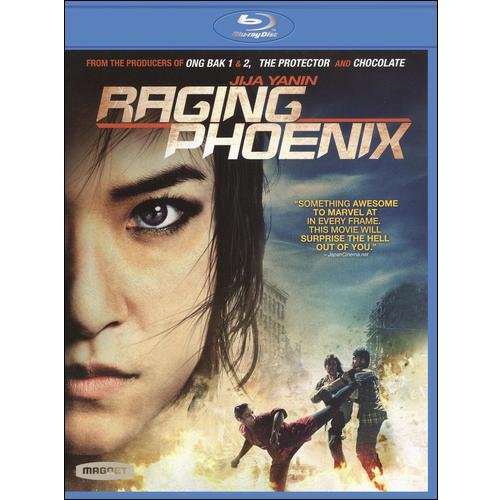 Raging Phoenix (Thai) (Blu-ray)