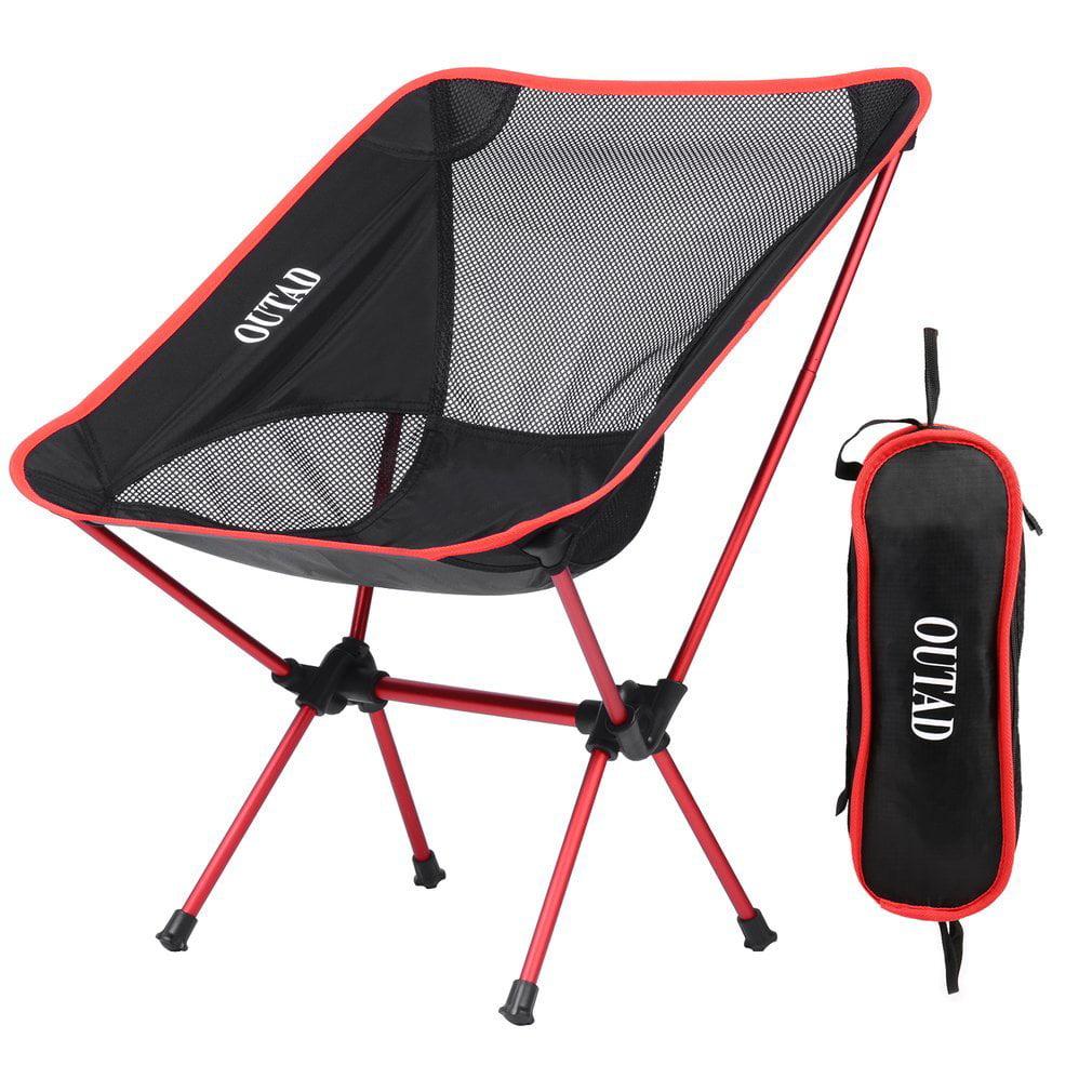 Ultralight Heavy Duty Folding Fishing Chairs For Outside
