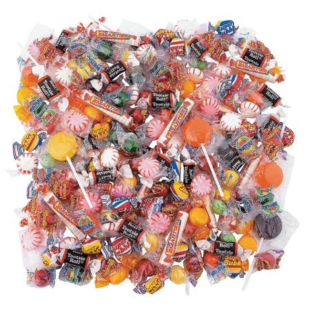 Fun Express - Mixed Candy Assortment 5lb - Edibles - Assorted Candy - Non Branded Assorted Candy - 320 Pieces](Candy Brands)