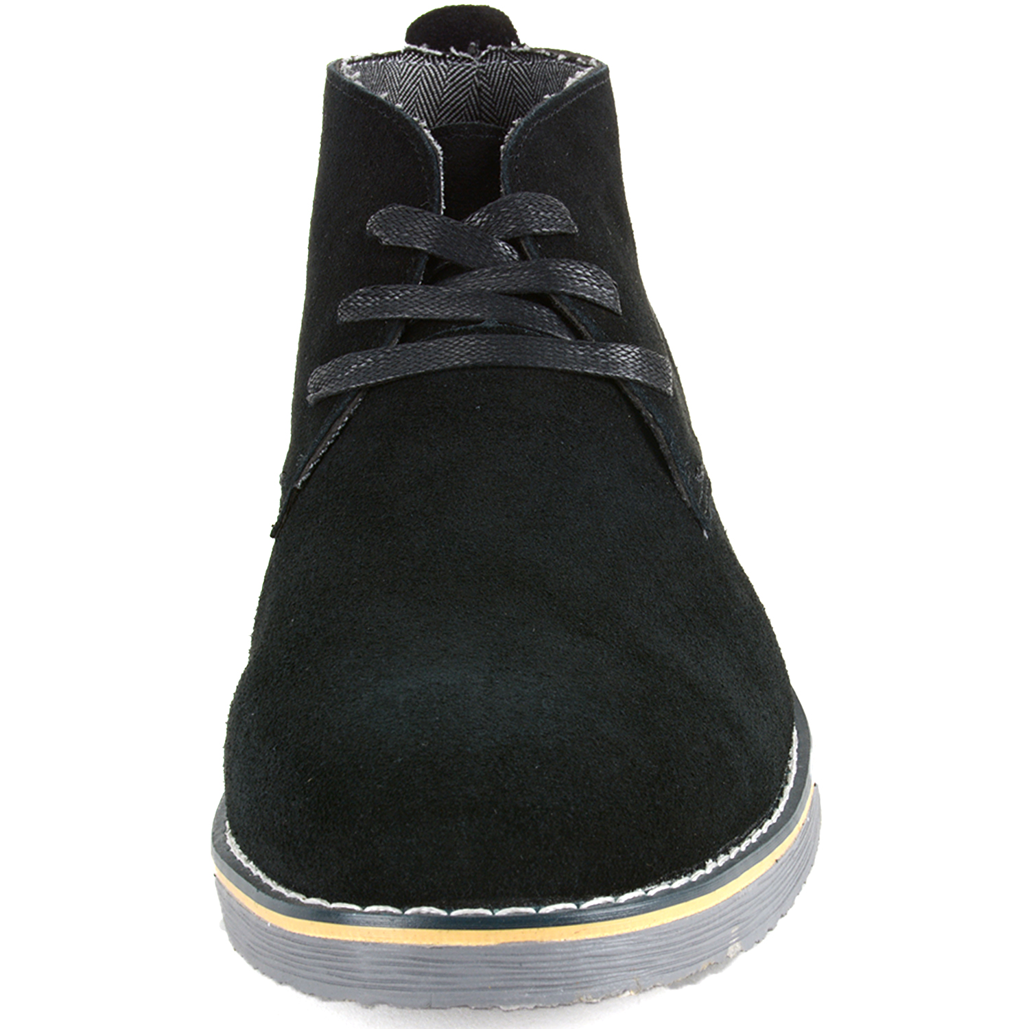 Alpine Swiss Beck Mens Suede Chukka Desert Boots Lace Up Shoes ...