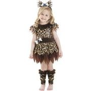 Cavegirl Child Halloween Costume