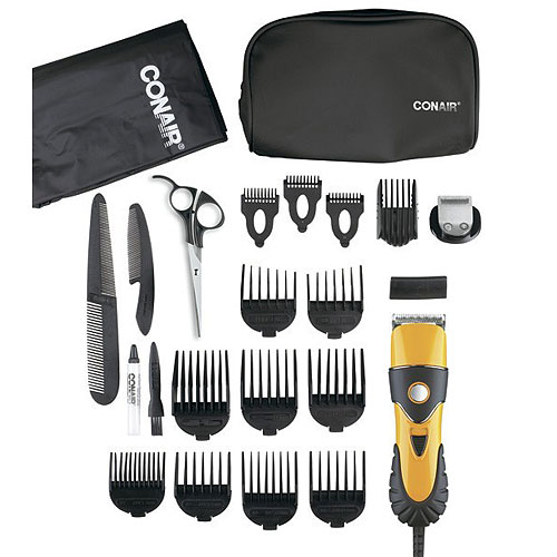 "Conair ""The Chopper"" 2-in-1 Custom Styler Kit, 24-Piece"
