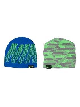 Kids' Nike Reversible Jacquard Beanie Hat Size 8/20