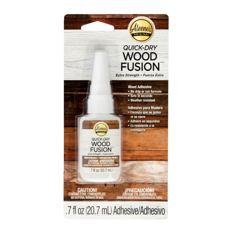 Aleene's Original Wood Fusion Glue, 0.7 ounces