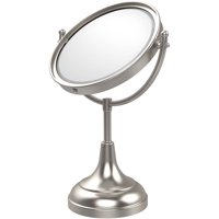 "8"" Vanity Top Make-Up Mirror, 4x Magnification (Build to Order)"