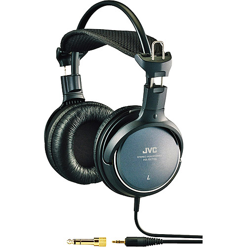 JVC HARX700 Full-Size Headphones