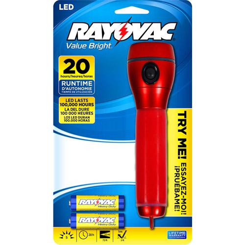 Rayovac Gelly Light, LED Flashlight