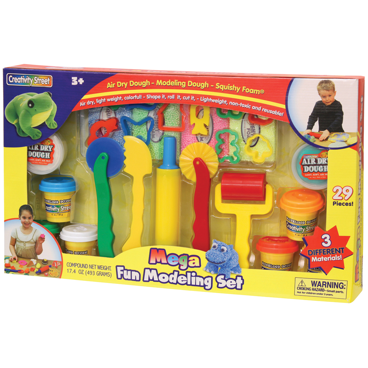Mega Fun Modeling Set-