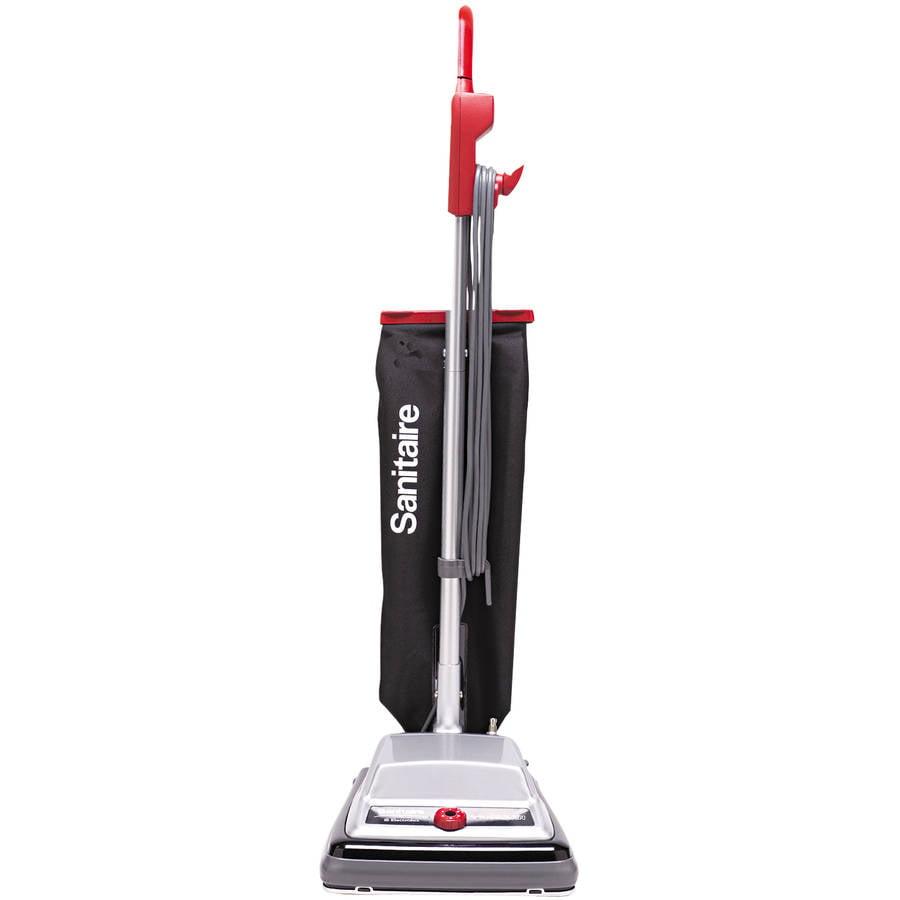 Sanitaire Contractor Series Heavy-Duty Upright Vacuum, Black