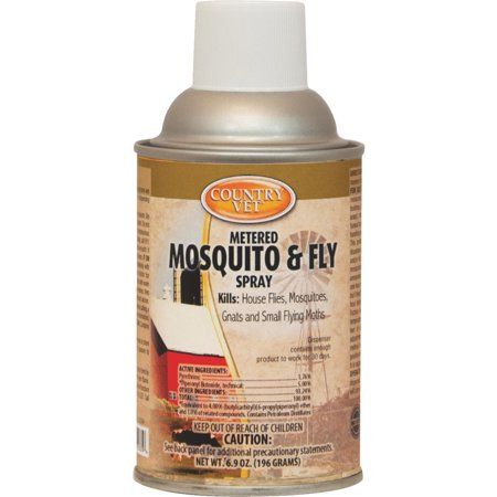 Country Vet Mosquito & Fly Metered Spray Refill ()