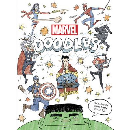 Marvel Group Of Companies (Marvel Doodles)