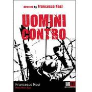 Uomini Contro (Italian) by