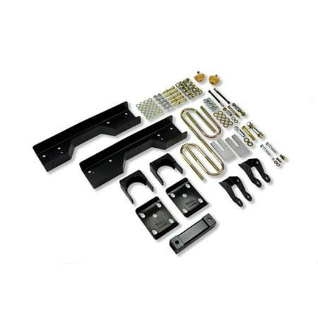 Belltech Flip Kit (Belltech FLIP KIT 88-98 GM C1500/2500 XtdCab 6inch)