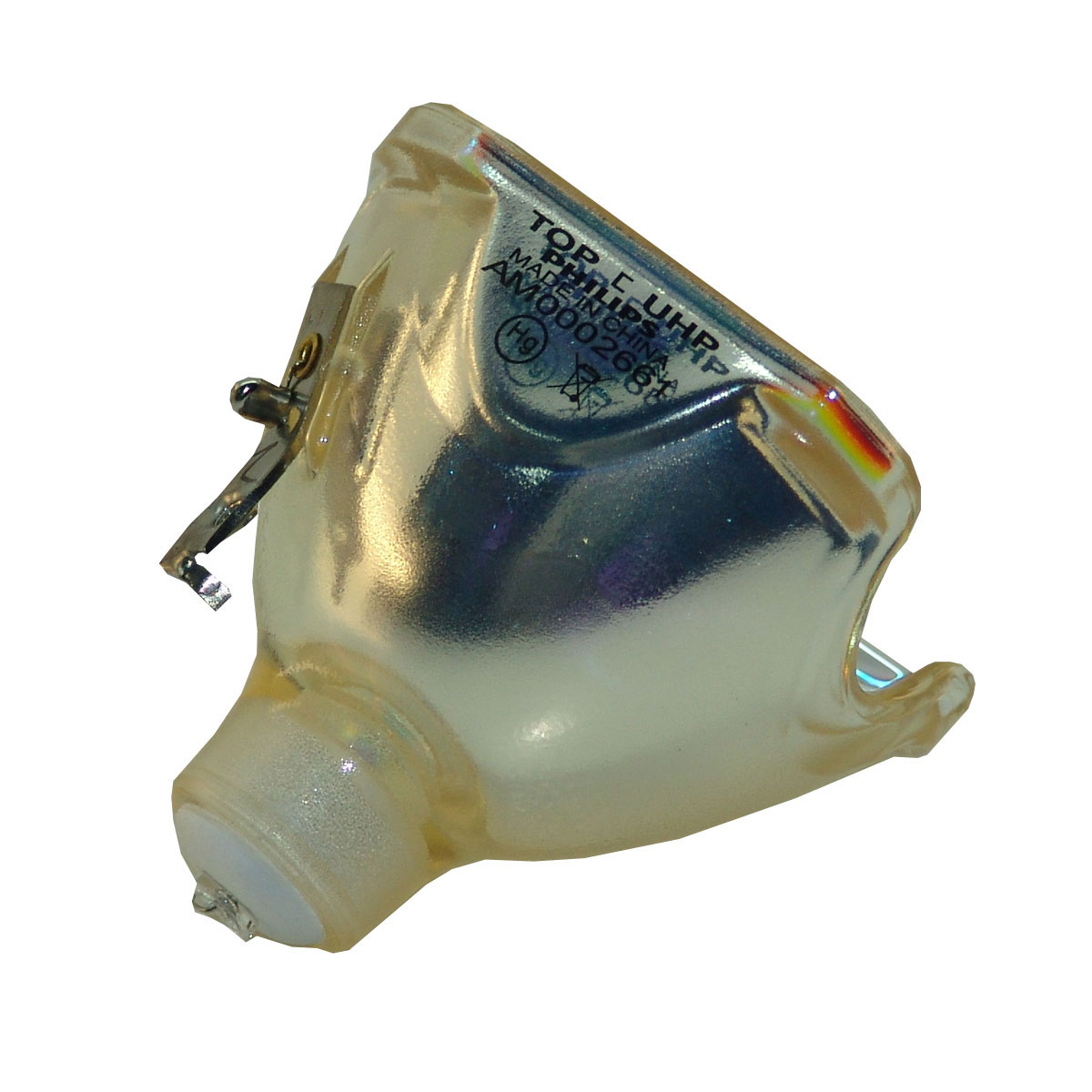Original Philips Projector Lamp Replacement with Housing for Hitachi CP-X205 - image 1 of 5