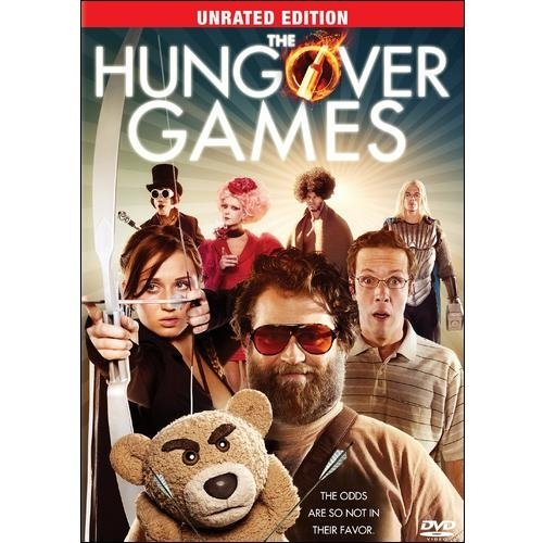The Hungover Games (Unrated) (Anamorphic Widescreen)