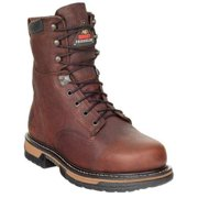 ROCKY FQ0006694 Wrk Boots,11-1/2,Wide,Waterproof,8inH,PR
