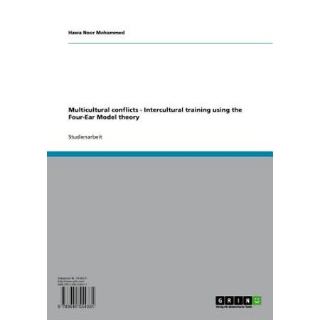 Multicultural conflicts - Intercultural training using the Four-Ear Model  theory - eBook