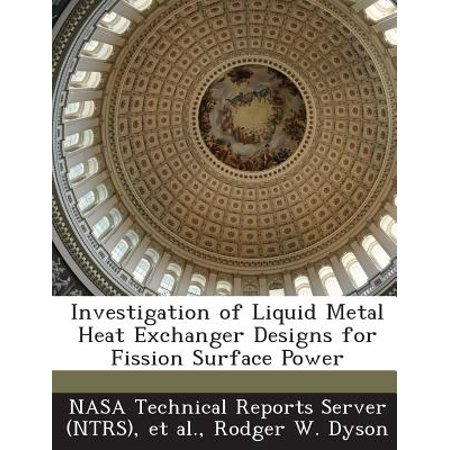 Investigation of Liquid Metal Heat Exchanger Designs for Fission Surface