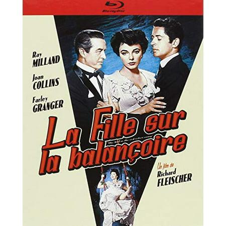 The Girl in the Red Velvet Swing [ Blu-Ray, Reg.A/B/C Import - France (The Girl In The Red Velvet Swing 1955)