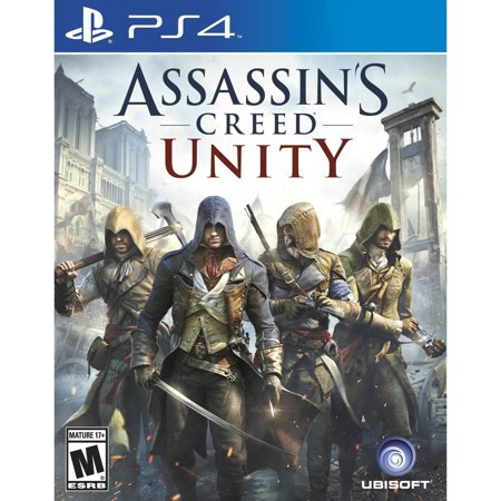 Assassin's Creed: Unity, Ubisoft, PlayStation 4, 887256301262 - Assassin's Creed Edward Kenway