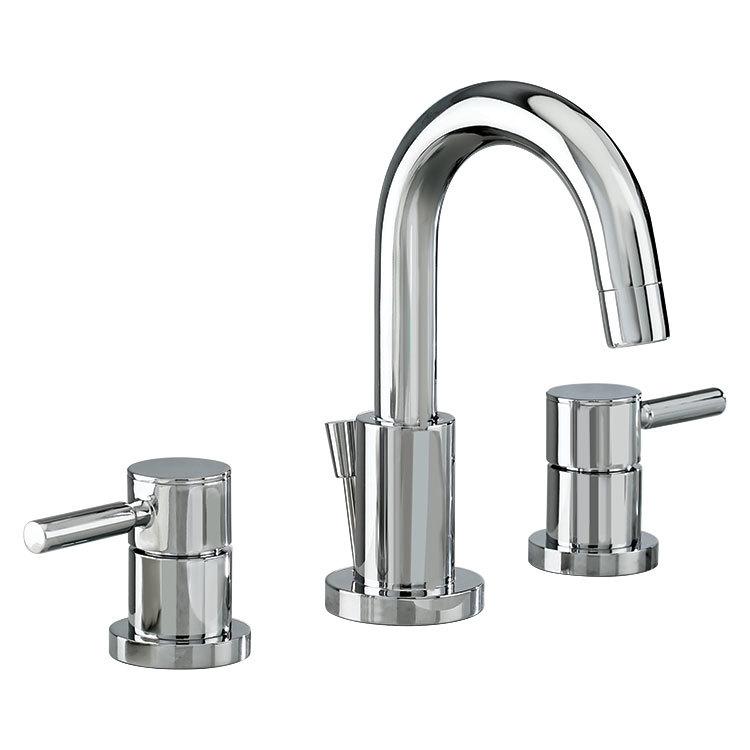 Deriva 2575cp Zuni Two Handle Widespread Bathroom Sink Faucet