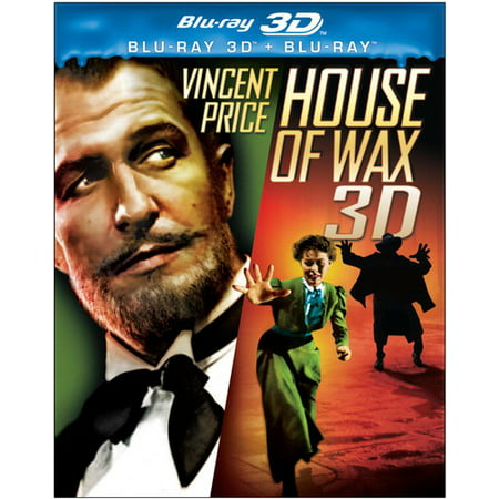 House of Wax (Blu-ray) (Ray Charles Rockhouse Parts 1 & 2)