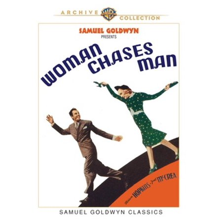 Woman Chases Man (DVD)](Transformation Man To Woman)