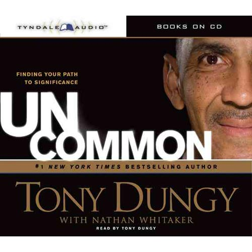 Uncommon: Finding Your Own Path to Significance