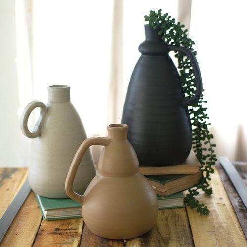 Brayden Studio 3 Piece Decorative Bottle Set by