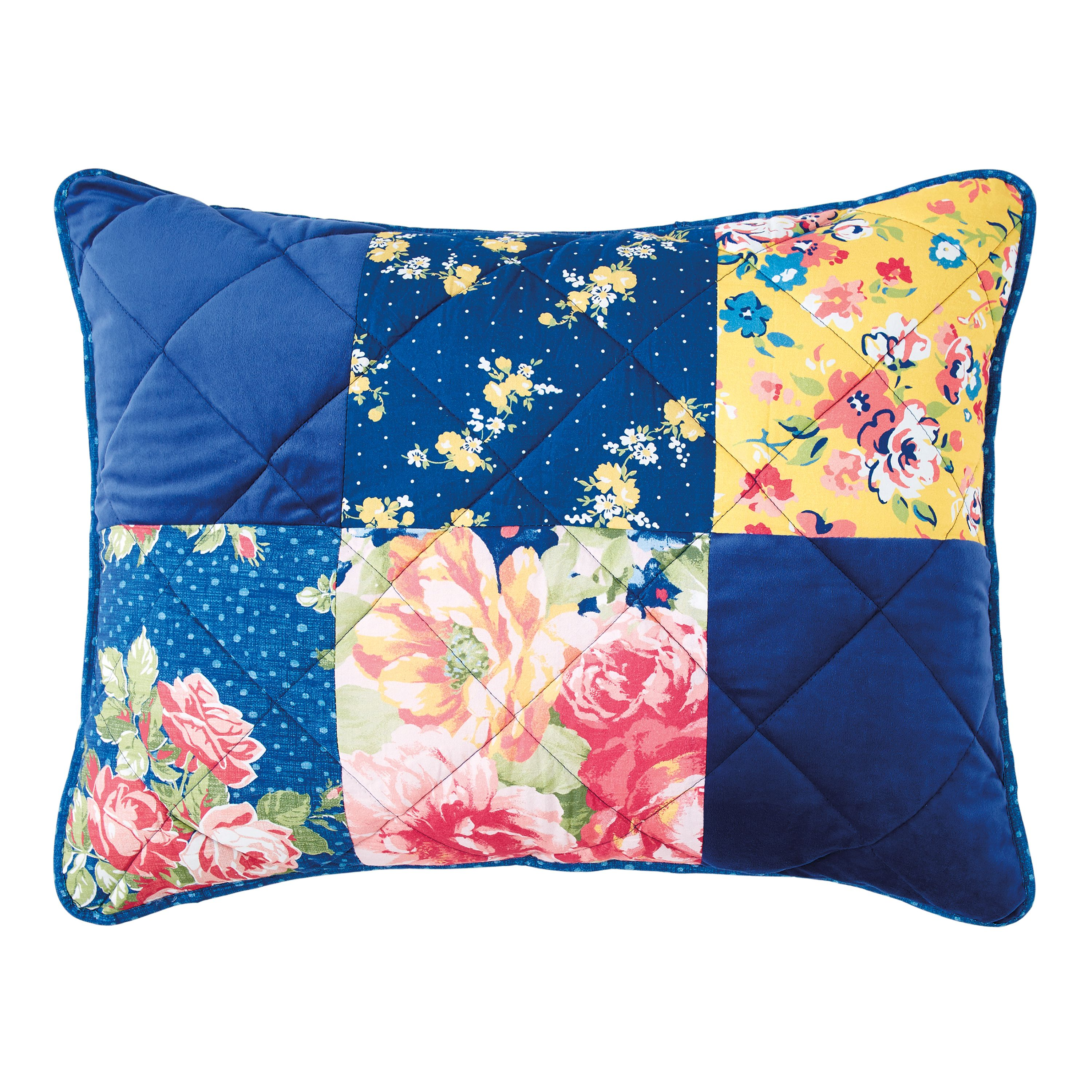 The Pioneer Woman Paige Patchwork Sham Set