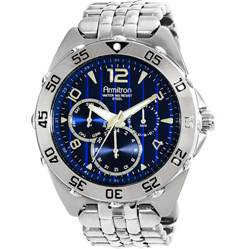 Armitron Men's Stainless-Steel Sport Watch