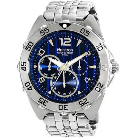 armitron men s stainless steel sport watch walmart com armitron men s stainless steel sport watch
